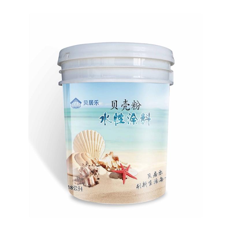 18公升桶装贝壳粉